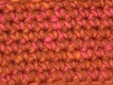 Kids Haakpakket Boston oranje-roze uni-combi roestbruin_