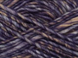 Haakpakket Boston paars-ecru uni-combi donker grijsblauw_