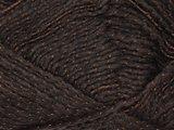 Gents-Ladies Slubbers haakpakket Zermat uni chocoladebruin/goudbruin 55% acryl/25%wol/20%polyester_
