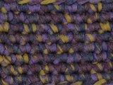 Haakpakket Lente Lacet gym paars-okergeel gemêleerd 50%katoen/50%acryl_
