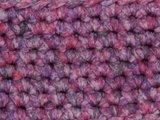 haakpakket Lente Lacet MIX donkerroze-rozepaars gemêleerd 50%katoen/50%acryl_