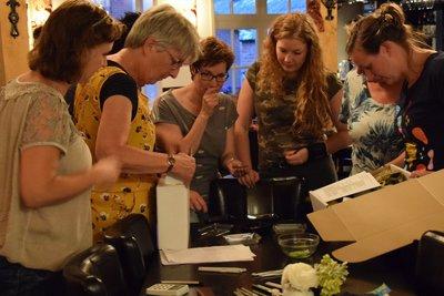 Nieuwe datum wordt gepland in Roosendaal opstartworkshop WinterSlubbers