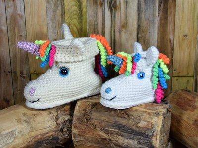 Haakpakket Unicorn