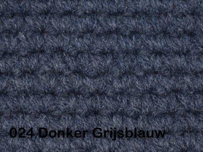 Gents-Ladies Slubbers haakpakket No1 uni donker grijsblauw 100 % acryl