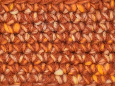 Gents-Ladies Slubbers haakpakket Boston okergeel-ecru uni-combi roestbruin 65% acryl/35% wol