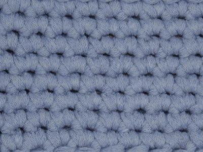 Gents-Ladies Slubbers haakpakket Lente Lacet uni licht mistblauw 50%katoen/50% acryl