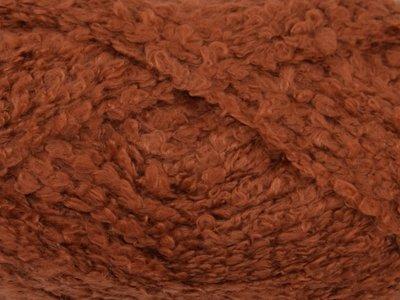 Garen Malibu roestbruin 100% polyacryl