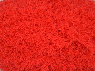 Garen Teddy Soft rood 100% polyester